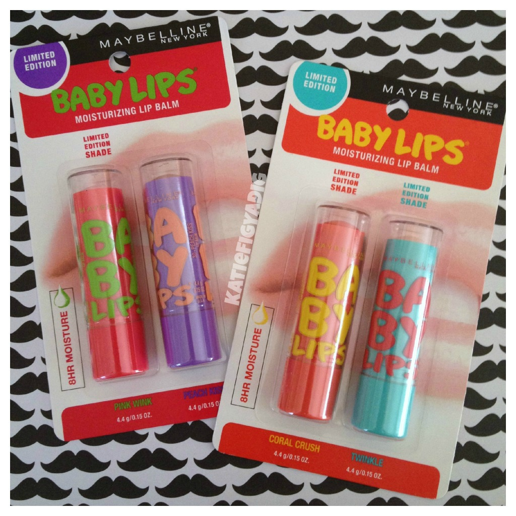 New maybelline baby lips buds *limited edition* youtube.