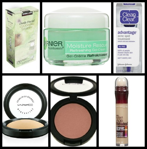 2012 Favorite Face Products