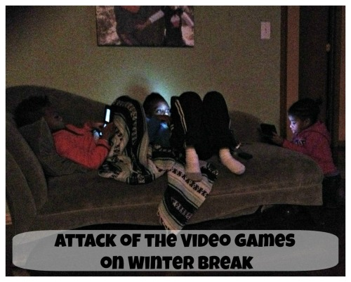 Attack of the video games