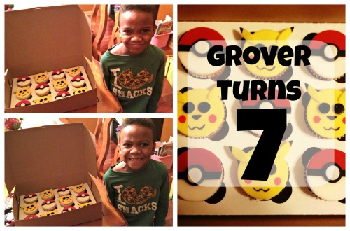 Grover turns 7