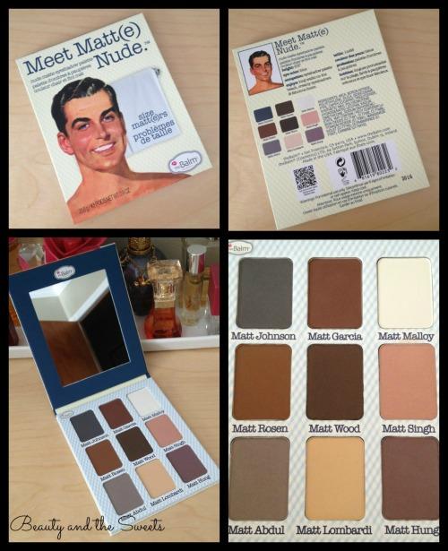 Meet Matte Nude Palette