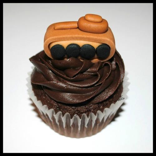Tank Cupcake
