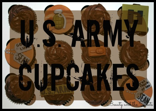 US Army Cupcakes Blog