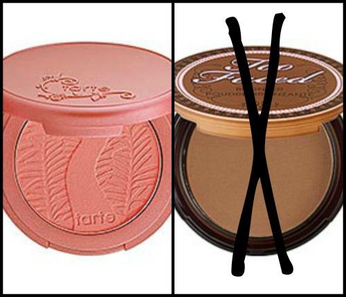 Blush atau bronzer
