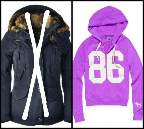 jacket or hoodie