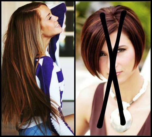 rambut terang atau gelap