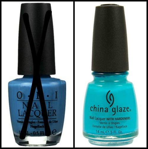 OPI atau China Glaze