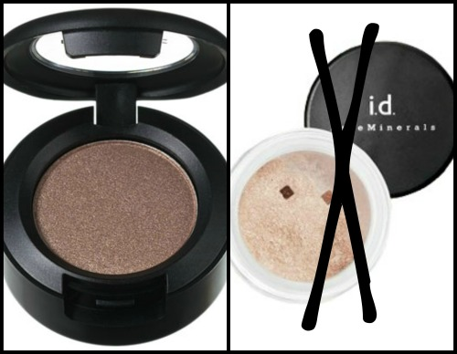 pressed or loose eye shadow