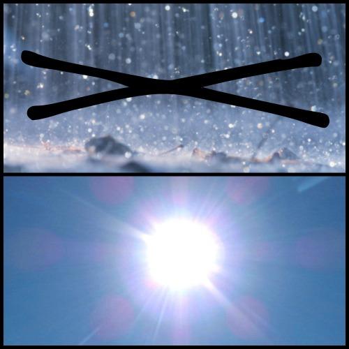 musim panas atau musim dingin