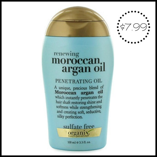 Organix Moroccan Argan Oil Penetrating Oil