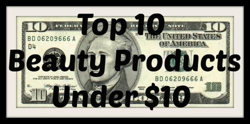 Top 10 Produk Kecantikan di bawah $  10