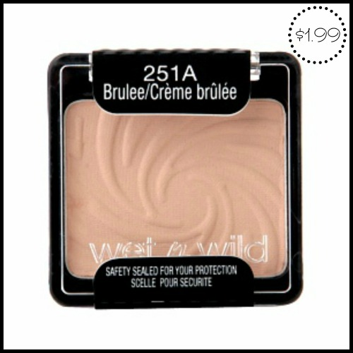 Wet n Wild Eye Shadow Single Brulee