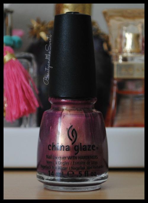 China Glaze Kebangkitan