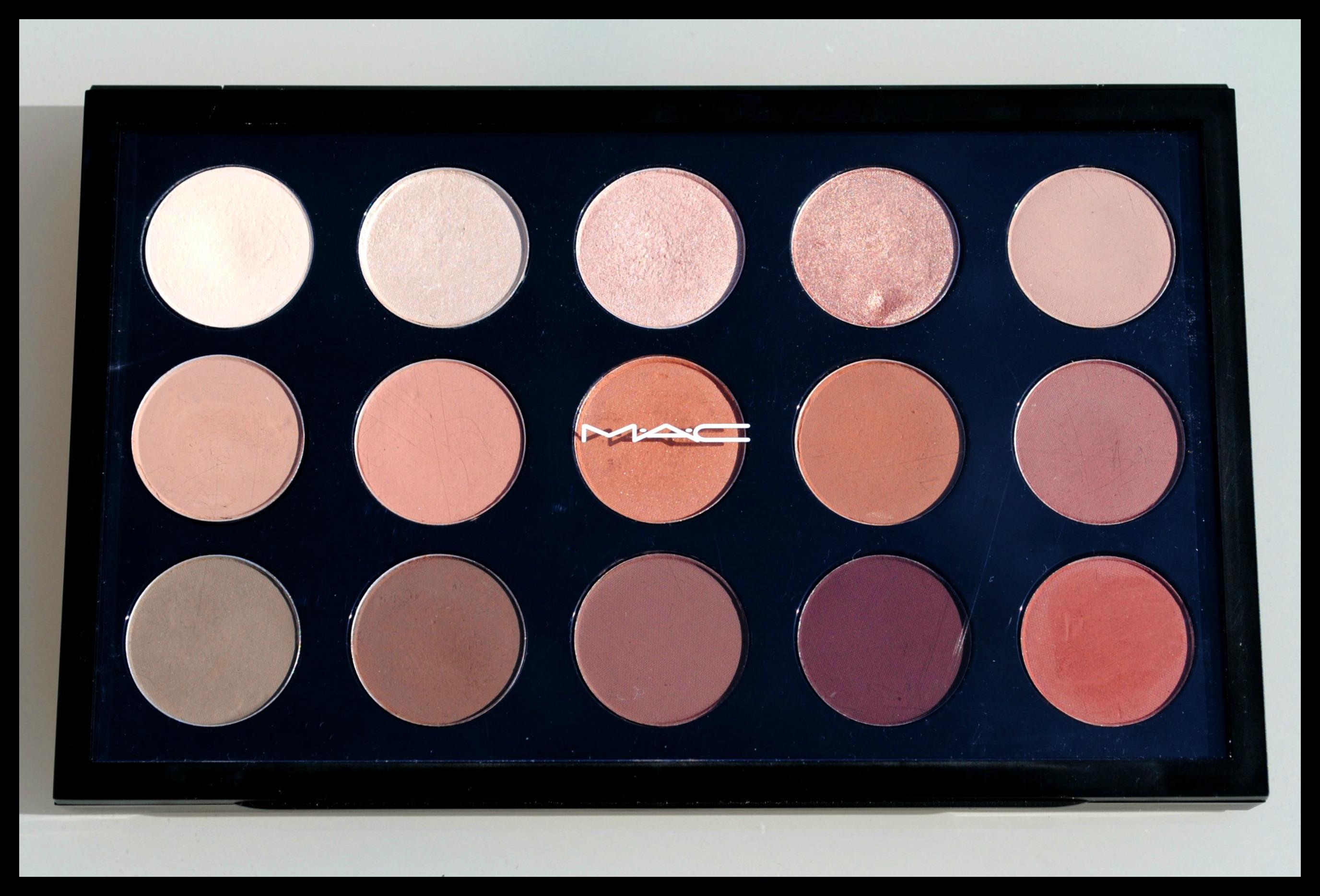 Makeup Palettes Mac For Makeup Vidalondon